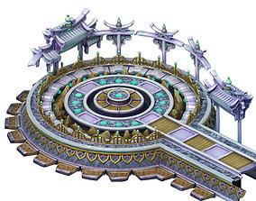nest Game Model - Phantom Star Entrance