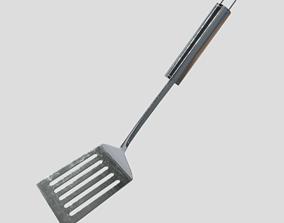 Spatula 3D asset