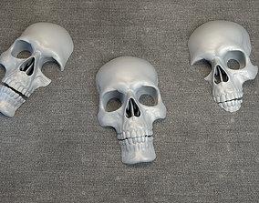 3D printable model Skulls - Wall Decoration