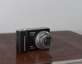 camera 30 am156 3D model