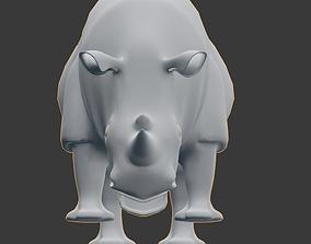 3D print model rhino blender