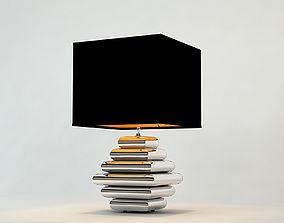 Eichholtz Table Lamp Belmond 3D