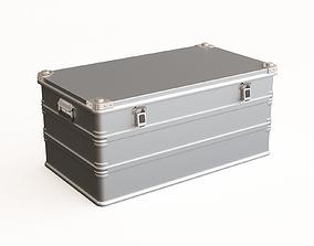 Aluminium case 07 3D
