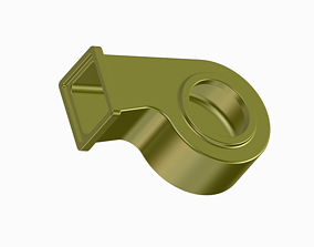 3D print model Blower Housing - Kids and Student Learning