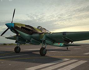 3D Ilyushin Il-2 Sturmovik