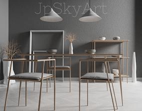 Dining Room house 3D model