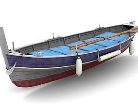 3D model Fishing Boat 03