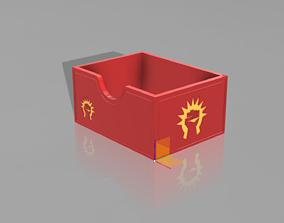 Magic The Gathering Card Compartment Boros 3D print model