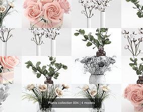 Plants collection 004 3D model
