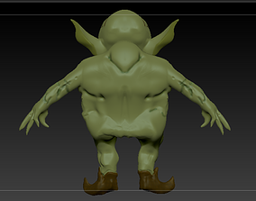 Goblin 3D troll