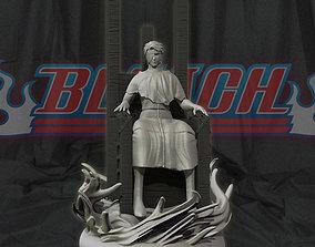 Sosuke Aizen - Bleach 3d print statue figurine