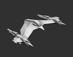 Spaceship 3D printable model