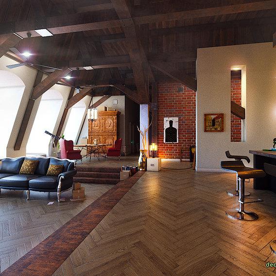 Apartment Deus Ex MD Concept 215m² (Prague)