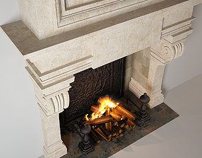 3D Fireplace untitled