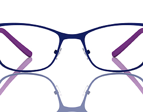 eyeglasses 3D print model Eyeglasses for Men and Women