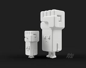 3D printable model toy Tumindig minifig