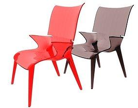 Kartell Uncle Jim Chair 3D model