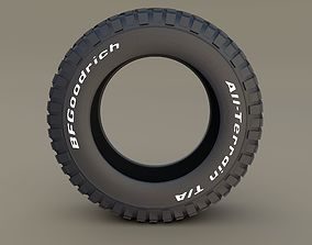 3D BF Goodrich Tire