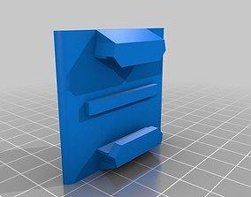 GoPro Flat Clip Mount 3D print model