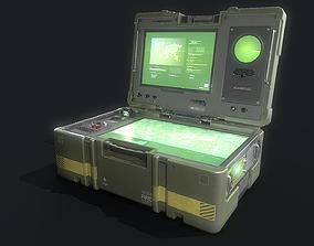 3D model Tactical Command Post