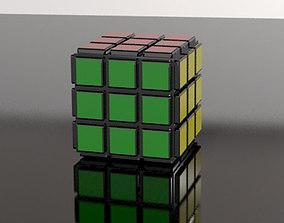 Rubic Cube Games 3D model
