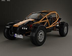 buggy Ariel Nomad 2015 3D