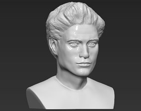 Edward Cullen Twilight Robert Pattinson bust 3D 1