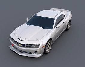 3D model realtime Chevrolet Camaro GS