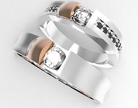 3D print model Cute engagement ring
