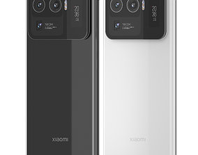 Xiaomi Mi 11 Ultra 3D model