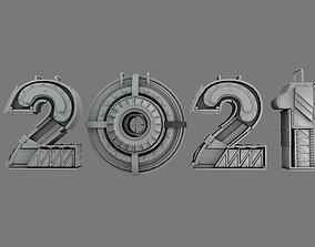 2021 3D MODEL