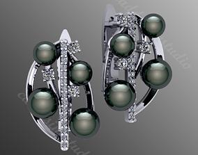 3D print model Earrings rk6