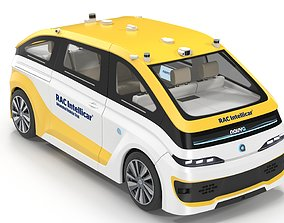 navya 3D Navya Autonom Cab