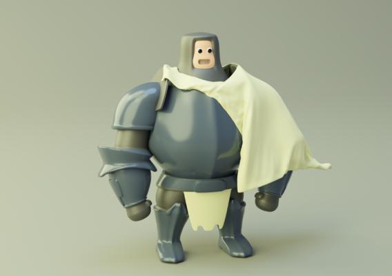 Cartoon Knight MMO