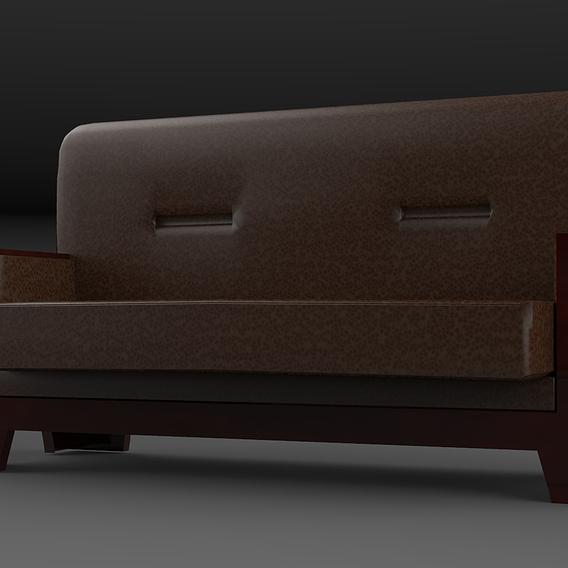 Sofa Furniture Modeling