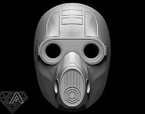 3D printable model Stalker custom mask