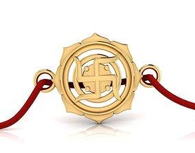 Raksha Bandhan Rakhi Collection 3D print model ring