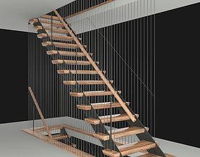 3D Modern Ladder