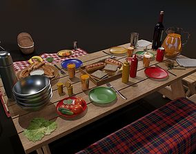 Picnic Asset realtime