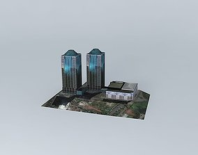3D Bapindo Plaza Revised