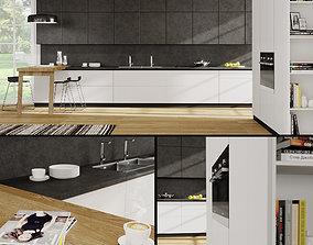 Kitchen Scavolini Scenery 3D model