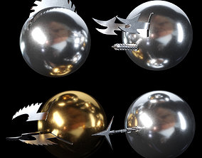 Phantasm sentinel spheres part 1 3D