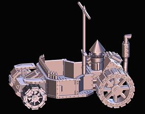 3D print model Space Ork Battlewagon