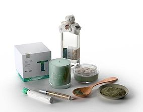 3D Jade Matcha Collection Products