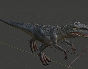 INDONIMUS REX 3D model