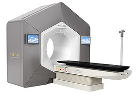 3D model Varian Halcyon Linear Accelerator Radiotherapy