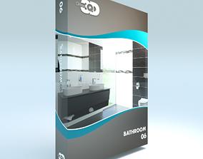 3D model realtime Bathroom 06