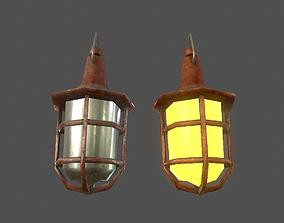 Hanging Light - Game Ready 3D model