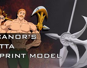 Rhitta 3D print model