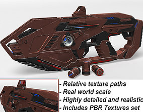 Plasma Rifle RTX J3 3D model